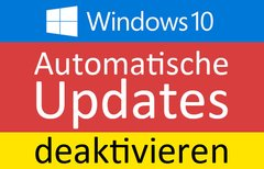Windows 10: Automatische...