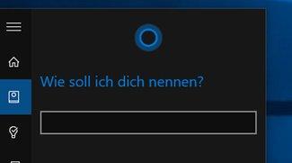 Cortana: Name ändern in Windows 10 und Android-App – So geht's