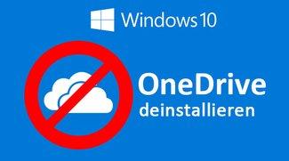 Windows 10: OneDrive komplett deinstallieren – So geht's