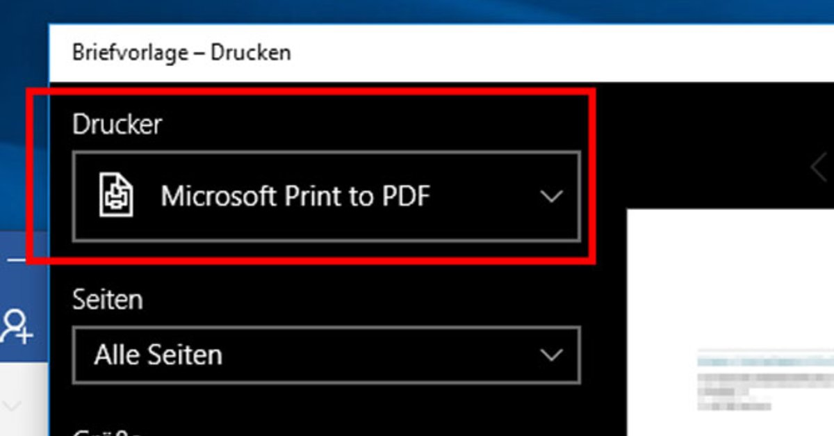 beschreibbare pdf erstellen freeware