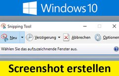 Windows 10: Screenshot...