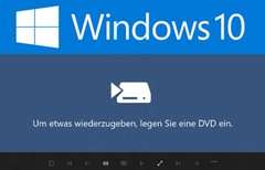 Windows 10: DVDs abspielen –...
