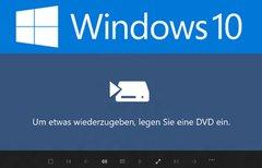 Windows 10: DVDs abspielen –...