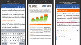 Microsoft Office-Apps für iOS: Updates erleichtern Datenaustausch via Outlook