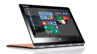 Lenovo Yoga 900 Windows 10 Convertible mit Intel Skylake CPU