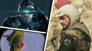 Die 5 coolsten Items in Metal Gear Solid 5 - The Phantom Pain! (plus Video)