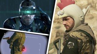 Die 5 coolsten Items in Metal Gear Solid 5 - The Phantom Pain! (plus Video)