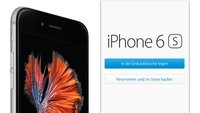 iPhone 6s vorbestellen: Ab sofort bei Vodafone, Telekom, o2, Apple, Gravis, Saturn, Cyberport…
