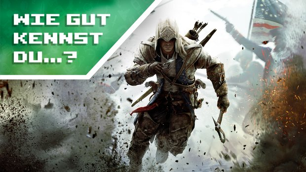 Wie gut kennst du Assassin's Creed? (Quiz)