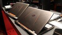 Asus stellt ersten wassergekühlten Laptop der Welt vor