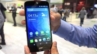 Acer Liquid Z630: Einsteiger-Phablet mit fettem Akku im Hands-On-Video [IFA 2015]