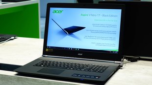 Acer Aspire V Nitro 15 und 17 Black Edition im Hands-On Video (IFA 2015)