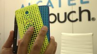 Alcatel Onetouch Pop Star: Einsteiger-Smartphone mit bunten Wechselcovern im Hands-On-Video [IFA 2015]
