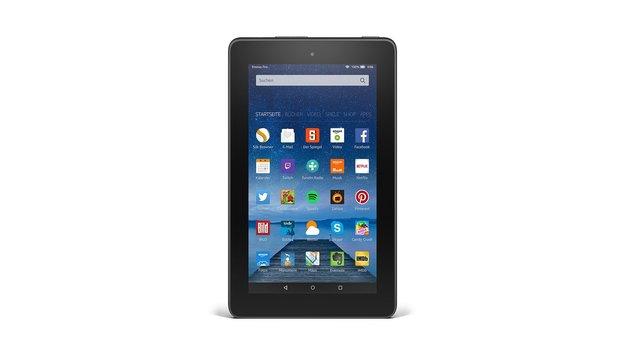 Amazon Fire im Hands-On: Quad-Core-Tablet für 60 Euro vorgestellt [Update]