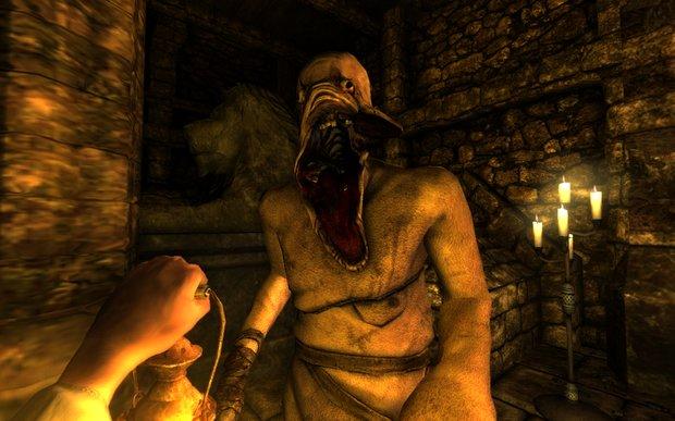 Amnesia - The Dark Descent: Kostenlos auf Steam erhältlich - aber nur noch heute!