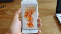 Das sind die animierten Hintergrundbilder im iPhone 6s