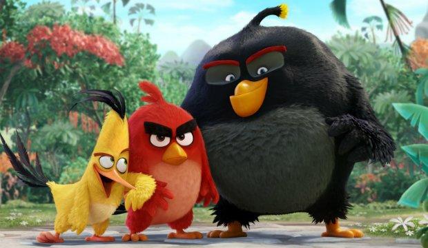 Erste Bilder & Story-Infos zu Angry Birds-Film: Der Krieg der Vögel beginnt!