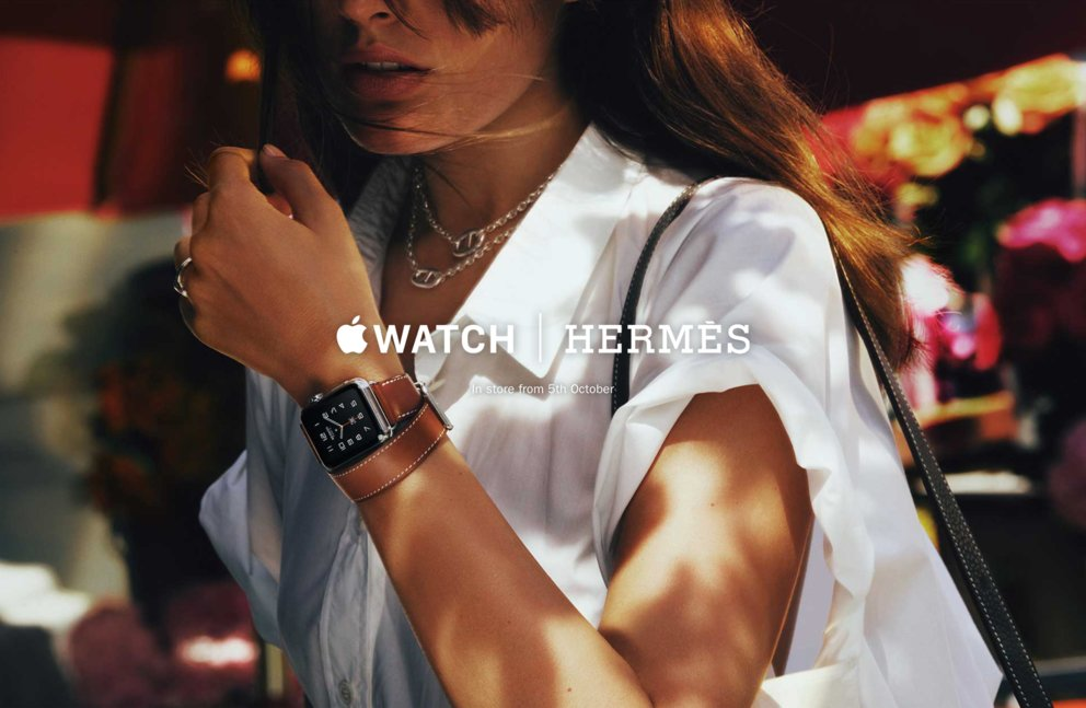 Apple Watch Hermes 5. Oktober