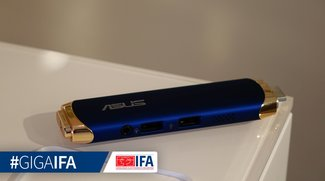 Asus VivoStick PC: Mini-HDMI-PC im Hands-On Video (IFA 2015)
