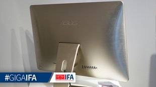 Asus Zen AiO S: Stylischer All-in-One Windows 10 PC im Hands-On Video (IFA 2015)