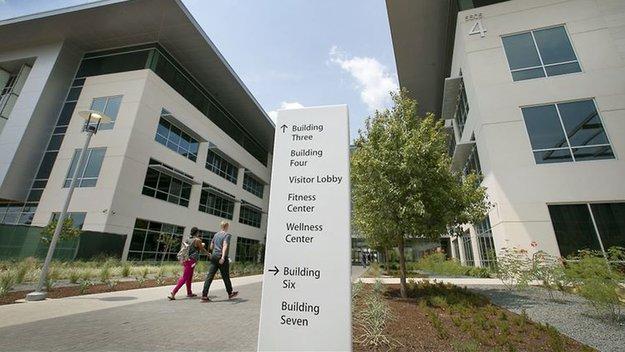 Erste Eindrücke vom neuen Apple-Campus in Austin