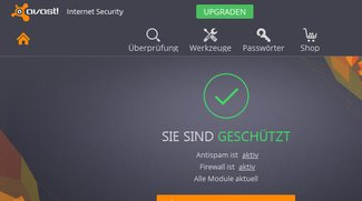 how to change avast banking info
