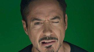 Avengers 2 - Age of Ultron: Gag Reel zeigt Thor und Vision beim Knutschen