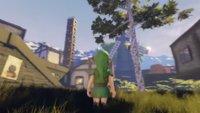 So schick sieht Ocarina of Time in der Unreal Engine 4 aus