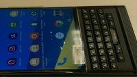 BlackBerry Venice: Neue Bilder und Infos zum Tastatur-Androiden