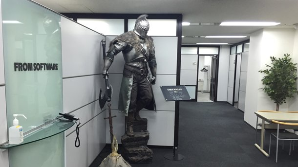 Dark Souls 3 Studio 1