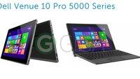 Dell Venue 10 Pro (5056) Windows 10 Tablet mit Cherry Trail Prozessoren geleakt [EXKLUSIV]