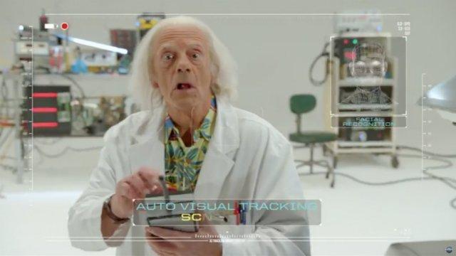 Zurück in die Zukunft: Doc Brown kehrt zum 30. Geburtstag zurück