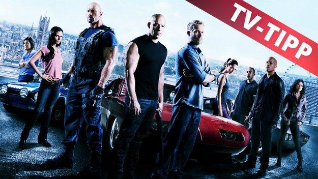 Fast & Furious 6 online und im TV: Heute auf RTL