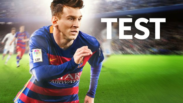 FIFA 16 Test: I think, they have a grandios Saison gespielt