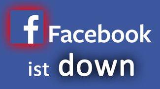 Facebook down: Something went wrong – Das könnt ihr tun
