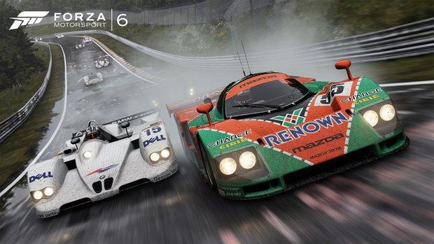 Forza Motorsport 6 Apex: Free-to-Play-Version für Windows 10 angekündigt – künftig keine Exklusivserie mehr!