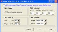 Free Mouse Auto Clicker