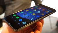 Gigaset ME PRO: High-End-Smartphone mit Mega-Akku im Hands-On-Video