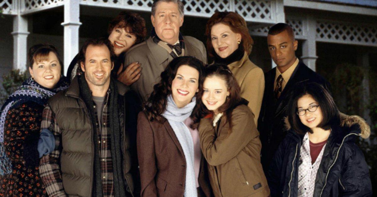 Was Wurde Ausdem Cast Von Gilmore Girls GIGA