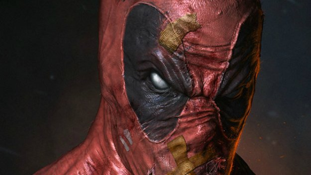 Der widerlichste Deadpool aller Zeiten: Diese Fan-Art zeigt Superhelden von ihrer dunklen Seite