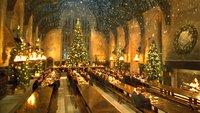 Harry Potter Fans aufgepasst: Speist an Weihnachten in der Großen Halle - für schlappe 350€