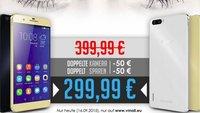Honor 6 Plus: High-End-Smartphone mit Dual-Camera nur heute für 299 Euro [Deal]