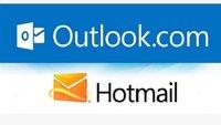 Hotmail-Login: Kostenlos Anmelden für E-Mail und MSN