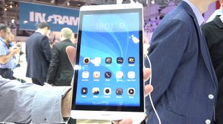Huawei Media Pad M2 8.0 im Hands-On-Video [IFA 2015]