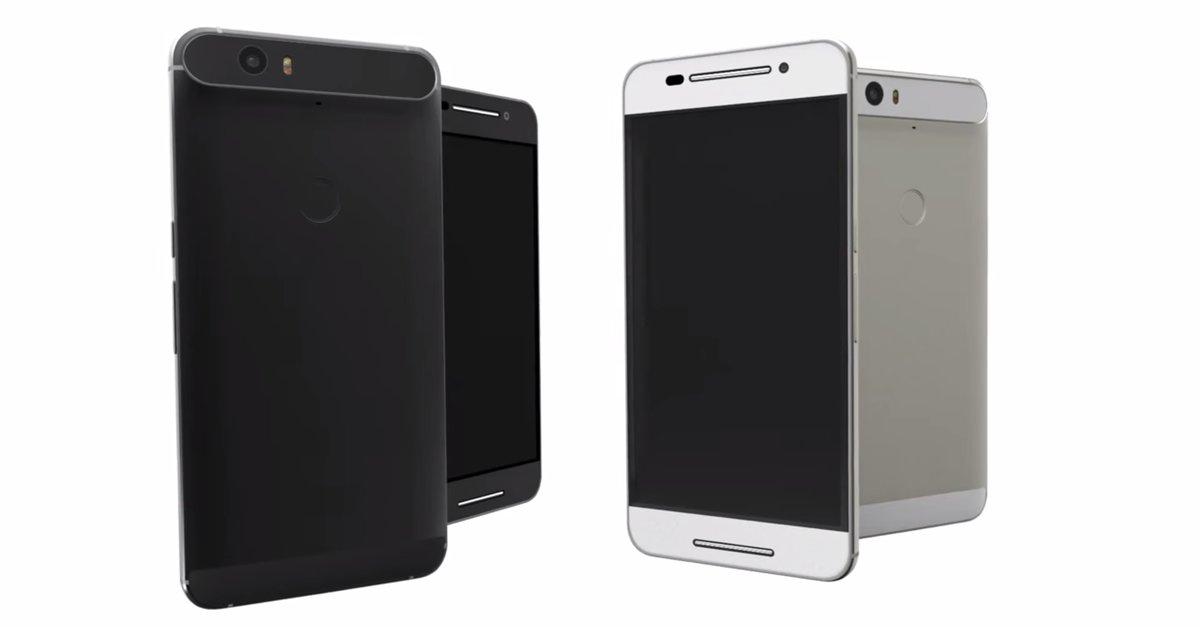 Huawei Nexus 6 2015 Snapdragon 810 Und 3 Gb Ram