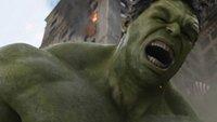 Hulk nun doch nicht beim Civil War dabei! Bekommt er einen eigenen Film?