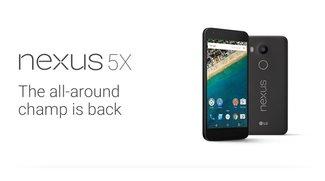 Nexus 5X: Erstes Hands-on-Video und technische Spezifikationen durchgesickert