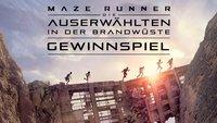 Gewinnt zum Start von MAZE RUNNER 2 einen Gutschein für THE ROOM in Berlin