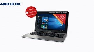 Medion Akoya S2218 (MD 99630): 11,6 Zoll Windows 10 Netbook für 239€ am 24.09 bei Aldi Nord