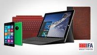 Microsoft Store: Surface und Lumia Angebote zur IFA 2015